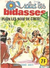 Salut les bidasses -76- Plein les noix de coco