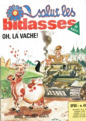 Salut les bidasses -49- Oh, la vache !