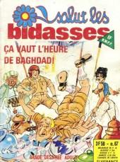 Salut les bidasses -67- Ça vaut l'heure de Baghdad !