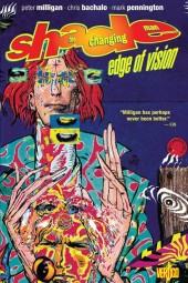Shade, the Changing Man (1990) -INT02- Edge of vision