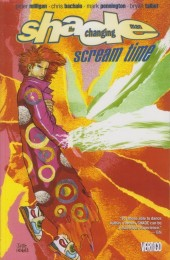 Shade, the Changing Man (1990) -INT03- Scream time
