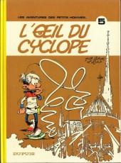 Les petits hommes -5c97- L'œil du Cyclope