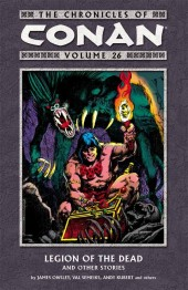 The chronicles of Conan (2003) -INT26- Legion of the Dead and Other Stories