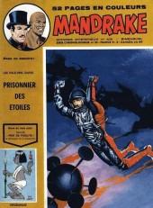 Mandrake (1re Série - Remparts) (Mondes Mystérieux - 1) -409- Prisonnier des étoiles