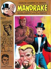 Mandrake (1re Série - Remparts) (Mondes Mystérieux - 1) -429- L'attaque de la banque