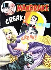 Mandrake (1e Série - Remparts) (Mondes Mystérieux - 1) -436- Le chateau des enchantements