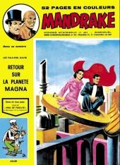 Mandrake (1e Série - Remparts) (Mondes Mystérieux - 1) -407- Retour sur la planète magna