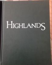 Highlands -TT- Intégrale - tomes 1 et 2