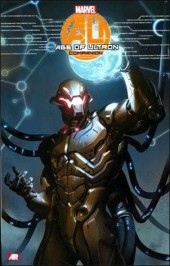 Age of Ultron (2013) -INT- Age of Ultron Companion