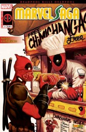 Marvel Saga (2e série - 2014) -2- Deadpool massacre Deadpool