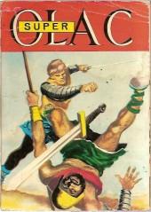 Olac le gladiateur -Rec14- Album N°14 (du n°59 au n°61)