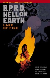 B.P.R.D. Hell on Earth (2010) -INT08- Lake of Fire
