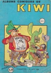 Kiwi (Albums comiques de) -9- Kiwi cherche un peu de fraicheur