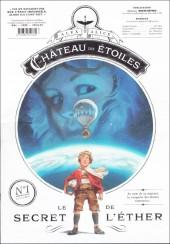 Le château des étoiles -1- Le Secret de l'éther