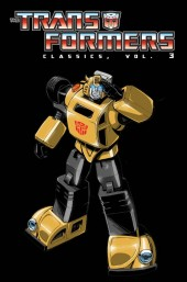 Transformers (The) (1984) -INT03- Classics volume 3