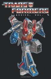 Transformers (The) (1984) -INT04- Classics volume 4
