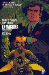 Ex Machina (The Deluxe Edition) (2008) -INT01- Book one