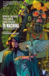 Ex Machina (The Deluxe Edition) (2008) -INT02- Book two