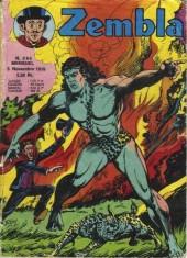 Zembla -286- L'histoire de Han