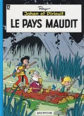 Johan et Pirlouit -12b2004- Le pays maudit