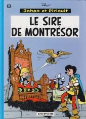 Johan et Pirlouit -8f05- Le sire de Montrésor