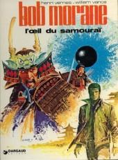 Bob Morane 2 (Dargaud) -17a1981- L'œil du samouraï