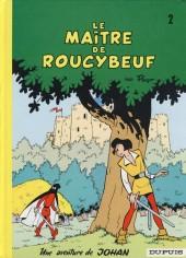 Johan et Pirlouit -2e05- Le maître de Roucybeuf