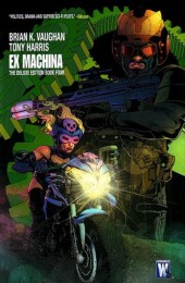 Ex Machina (The Deluxe Edition) (2008) -INT04- Book four