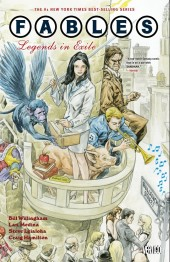 Fables (2002) -INT01a- Legends in exile