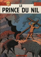 Alix -11b1988- Le prince du Nil