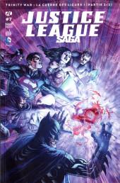 Justice League Saga -7- Trinity war : la guerre des ligues ! (partie 2/2)
