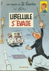 Gil Jourdan -1a79- Libellule s'évade