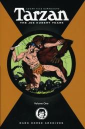 Tarzan: The Joe Kubert Years (2005) -INT01- Volume 1
