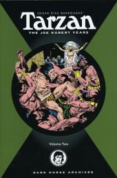 Tarzan: The Joe Kubert Years (2005) -INT02- Volume 2
