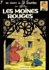 Gil Jourdan -7a1981- Les moines rouges