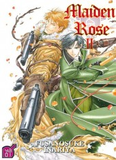Maiden Rose -2- Tome 2
