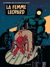 Spirou et Fantasio (Une aventure de.../Le Spirou de...) -7AT- La Femme-léopard