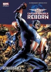Captain America (Marvel Deluxe - 2011) -HS- Captain America Reborn - Renaissance