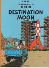 Tintin (The Adventures of) -16d2004- Destination Moon
