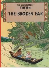 Tintin (The Adventures of) -6e06- The Broken Ear