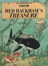 Tintin (The Adventures of) -12a1971- Red Rackham's Treasure