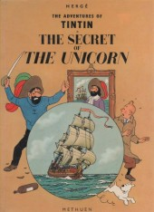 Tintin (The Adventures of) -11a71- The Secret of the Unicorn