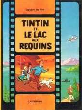 Tintin - Divers -C3d- Tintin et le lac aux requins