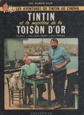 Tintin - Divers -C1e- Tintin et le mystère de la toison d'or