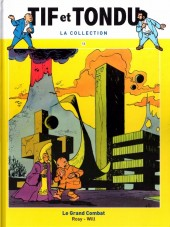 Tif et Tondu - La collection (Hachette)  -13- Le Grand Combat