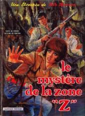Bob Morane 2 (Dargaud) -6a72- Le mystère de la zone