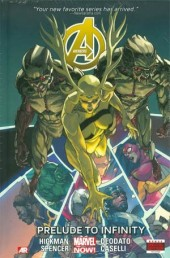 Avengers Vol.5 (Marvel comics - 2013) -INT03- Prelude to Infinity