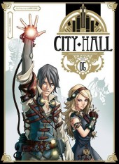 City Hall -5- Tome 5