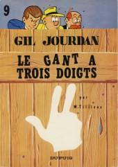 Gil Jourdan -9a73- Le gant à trois doigts