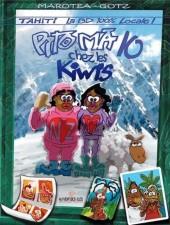 Pito Mâ -10- Pito Mâ chez les kiwis